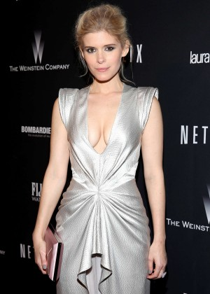 Kate Mara: 2014 The Weinstein Company and Netflix GG after party -01