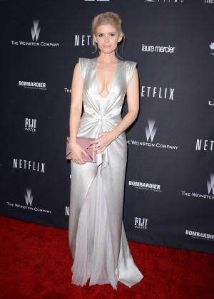 Kate Mara: 2014 The Weinstein Company and Netflix GG after party -11