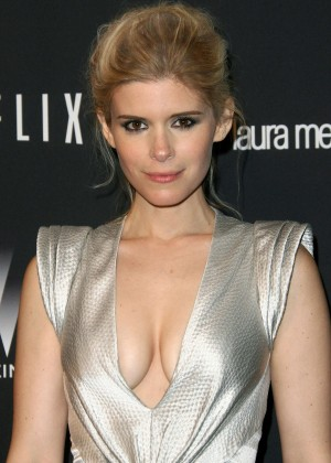 Kate Mara: 2014 The Weinstein Company and Netflix GG after party -14