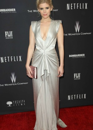 Kate Mara: 2014 The Weinstein Company and Netflix GG after party -19