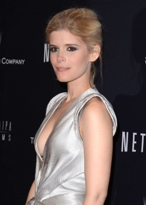 Kate Mara: 2014 The Weinstein Company and Netflix GG after party -21