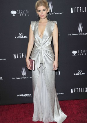 Kate Mara: 2014 The Weinstein Company and Netflix GG after party -28