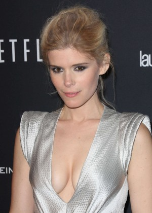 Kate Mara: 2014 The Weinstein Company and Netflix GG after party -29