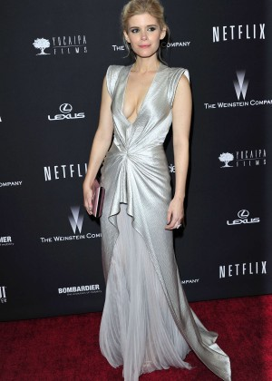 Kate Mara: 2014 The Weinstein Company and Netflix GG after party -31