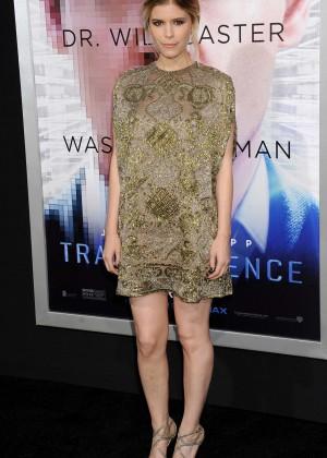 Kate Mara: Transcendence Premiere in LA -01