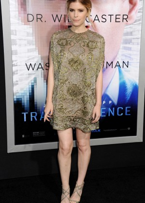 Kate Mara: Transcendence Premiere in LA -02