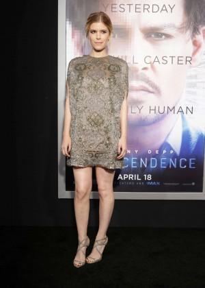 Kate Mara: Transcendence Premiere in LA -06