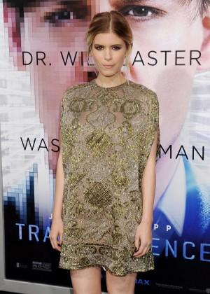 Kate Mara: Transcendence Premiere in LA -10