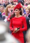 Kate Middleton wear red-01