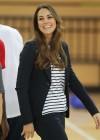 Kate Middleton 2013 SportsAid Athlete Workshop -03