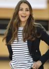 Kate Middleton 2013 SportsAid Athlete Workshop -09