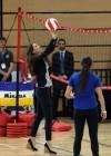 Kate Middleton 2013 SportsAid Athlete Workshop -12