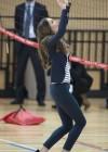 Kate Middleton 2013 SportsAid Athlete Workshop -21