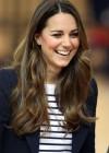 Kate Middleton 2013 SportsAid Athlete Workshop -22