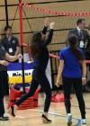 Kate Middleton 2013 SportsAid Athlete Workshop -24
