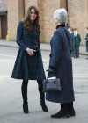 Kate Middleton - visits St Andrews School in Pangbourne-17