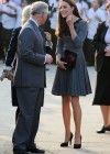Kate Middletonn in cute dress visits Dulwich Picture Gallery-11