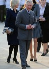 Kate Middletonn in cute dress visits Dulwich Picture Gallery-25