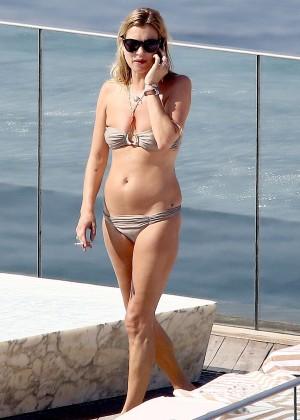 Kate Moss Bikini Photos: 2014 in Rio de Janeiro -02