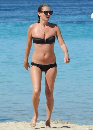 Kate Moss in a Bikini -02