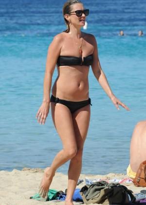 Kate Moss in a Bikini -06
