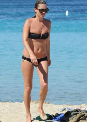 Kate Moss in a Bikini -12