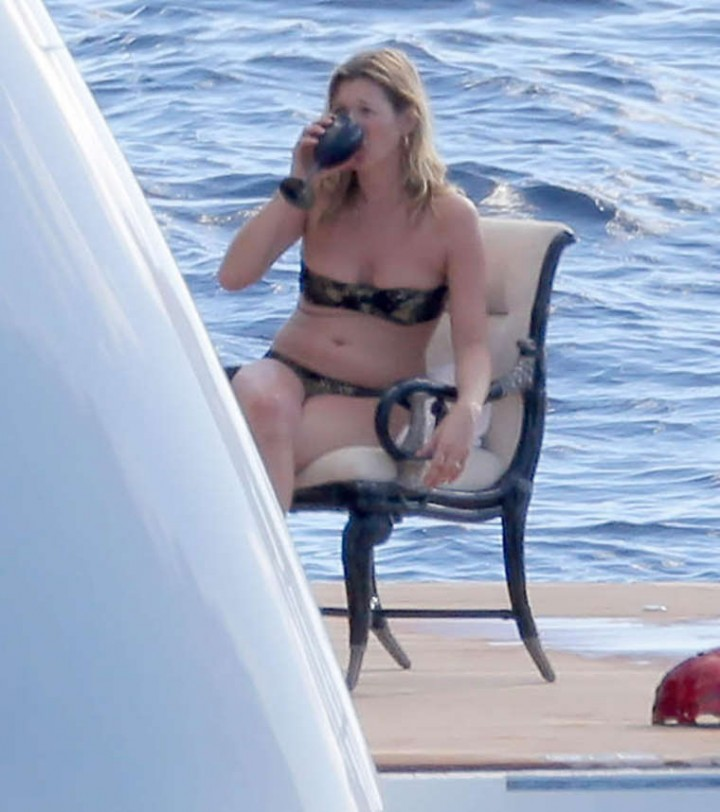 Kate Moss Bikini Photos: 2014 in St Barts -03