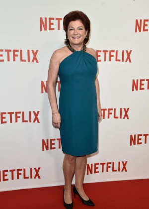 "Kate Mulgrew - ""Netflix"" Launch Party at Le Faust In Paris"