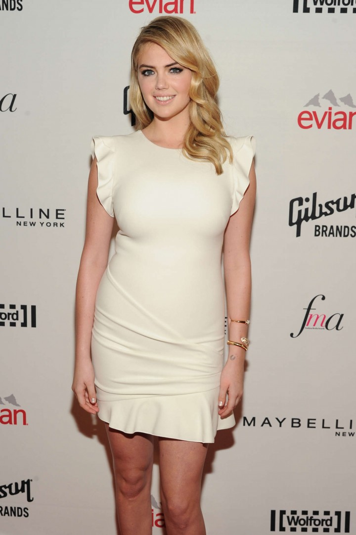Kate Upton - 2nd Annual Fashion Media Awards in NY