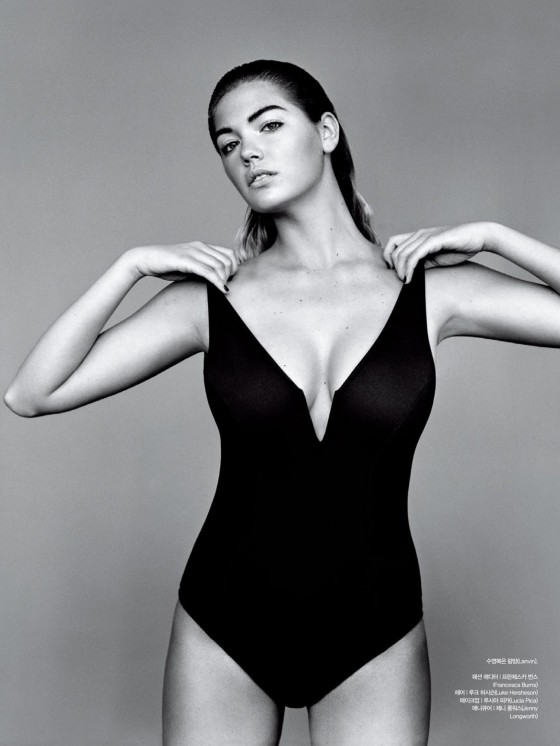 Kate Upton - Allure Magazine 2013-01