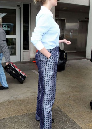 Kate Upton at LAX -11