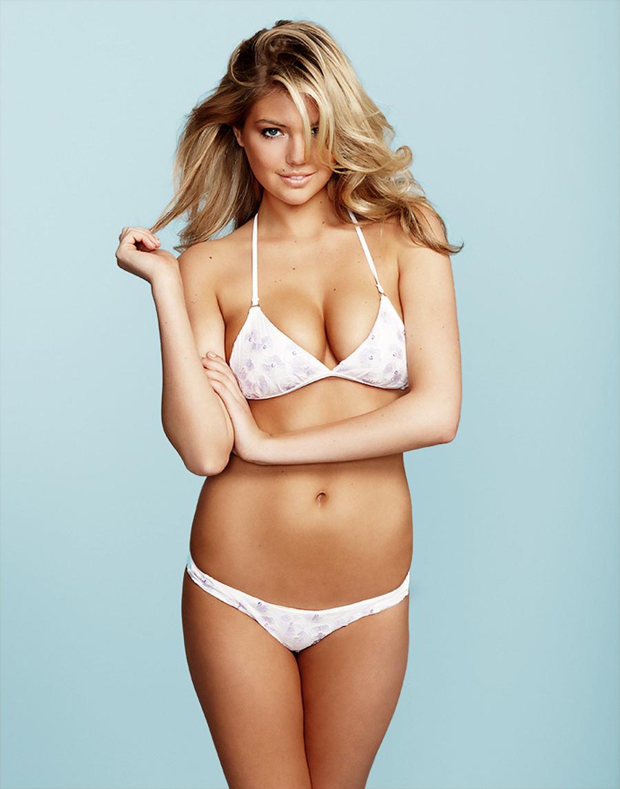 Kate Upton - Beach Bunny Bikini Photoshoot-24 - GotCeleb