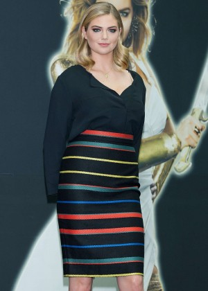 Kate Upton - 'Game Of War - Fire Age' Promotional Event in Seoul