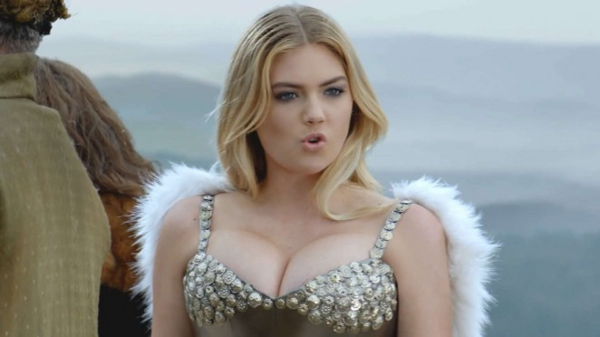 Kate Upton - Game of War Live Action Trailer Empire