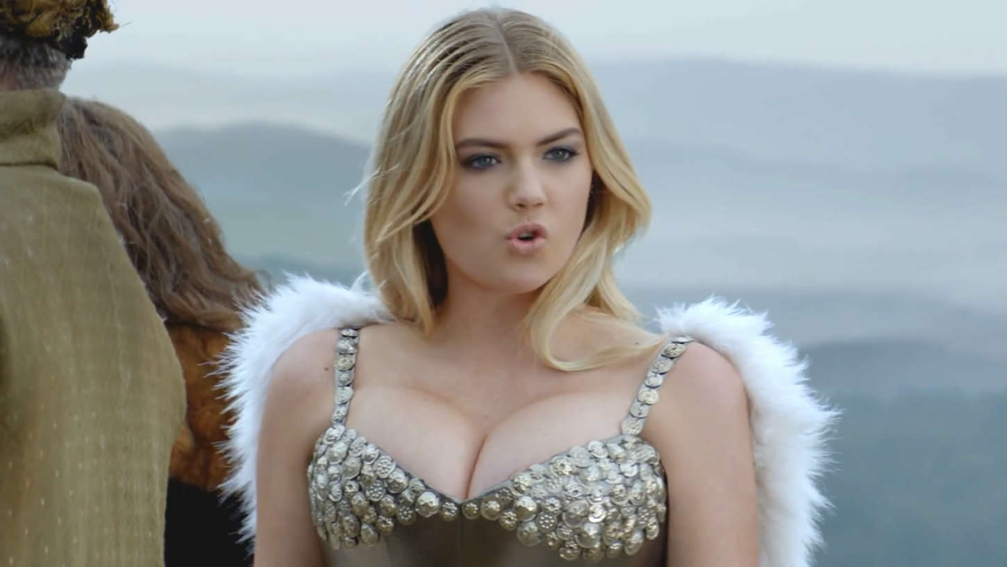 Kate Upton 2014 : Kate Upton: Game of War Live Action Trailer Empire -01
