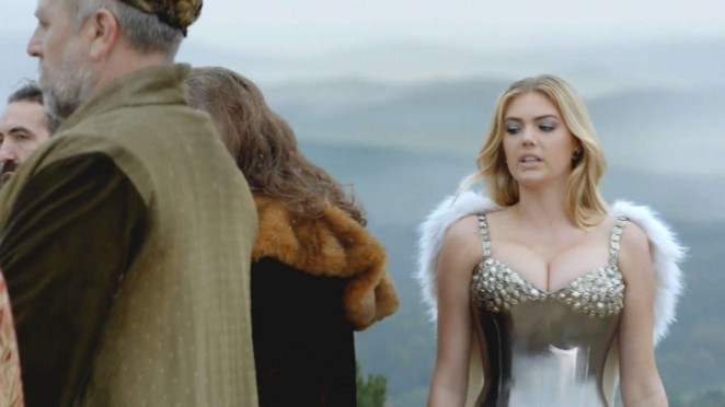 Kate Upton 2014 : Kate Upton: Game of War Live Action Trailer Empire -02