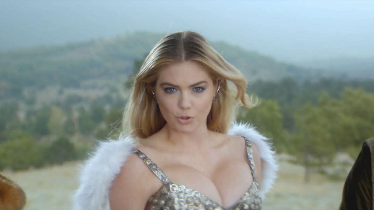 Kate Upton 2014 : Kate Upton: Game of War Live Action Trailer Empire -03