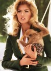Kate Upton - Bazaar Animal Collection 2013 -01