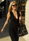 Kate Upton - Hot Cleavage Candids in Beverly Hills-05