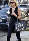 Kate Upton - Hot Cleavage Candids in Beverly Hills-17