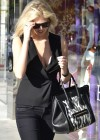 Kate Upton - Hot Cleavage Candids in Beverly Hills-18