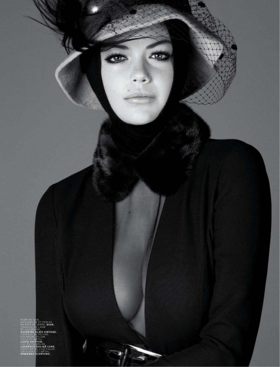 Kate Upton - Jalouse Magazine (October 2012 issue)