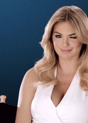 Kate Upton: Gillette Body Grooming -01