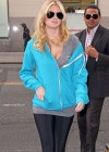Kate Upton - Spandex Candids in New York