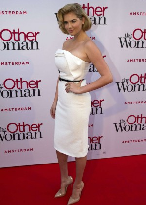 Kate Upton: The Other Woman Premiere -02