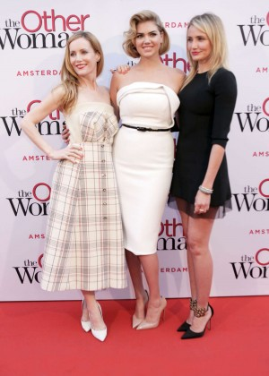 Kate Upton: The Other Woman Premiere -05