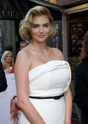 Kate Upton: The Other Woman Premiere -09
