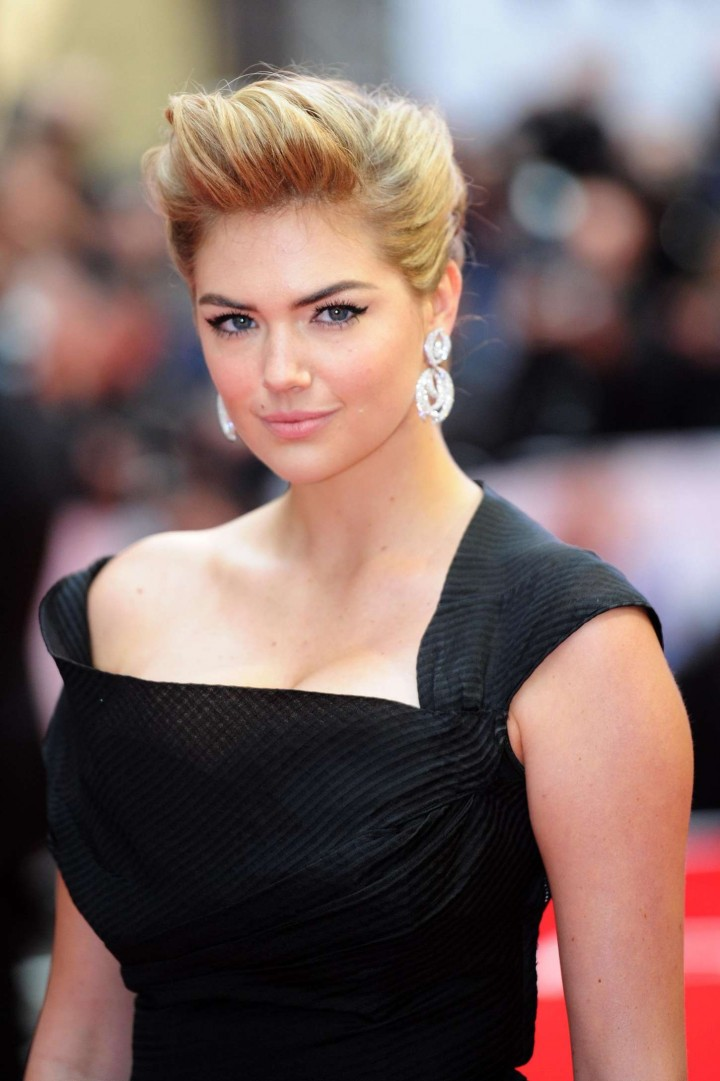 Kate Upton: The Other Woman UK Premiere -03
