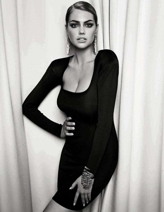 Kate Upton - Vogue Brazil (July 2013) -03