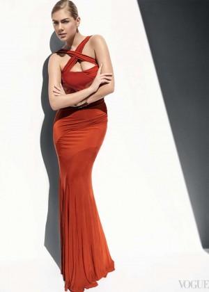 Kate Upton: Vogue Magazine -04